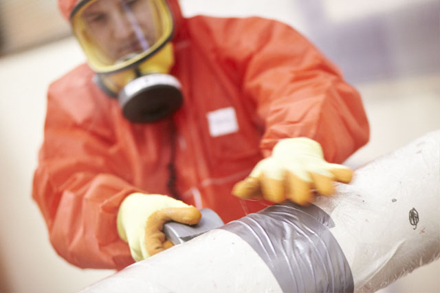 Asbestos Disposal in Exeter